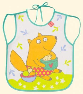 "Нагрудник ""Baby Bib With Hangers"" Happy Baby (16011)"