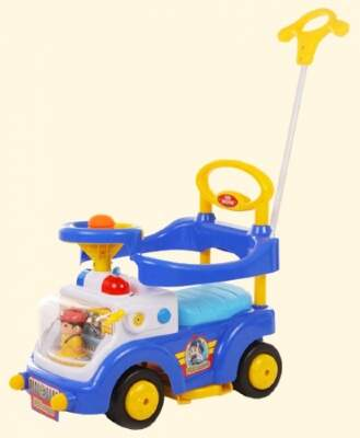 "Каталка ""Fire Engine"" Baby Care (530W)"
