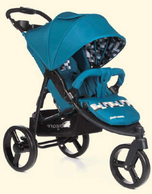 Прогулочная коляска Jogger Cruze 2017 Baby Care